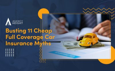 Cheap Full Coverage Insurance: Busting 11 Myths