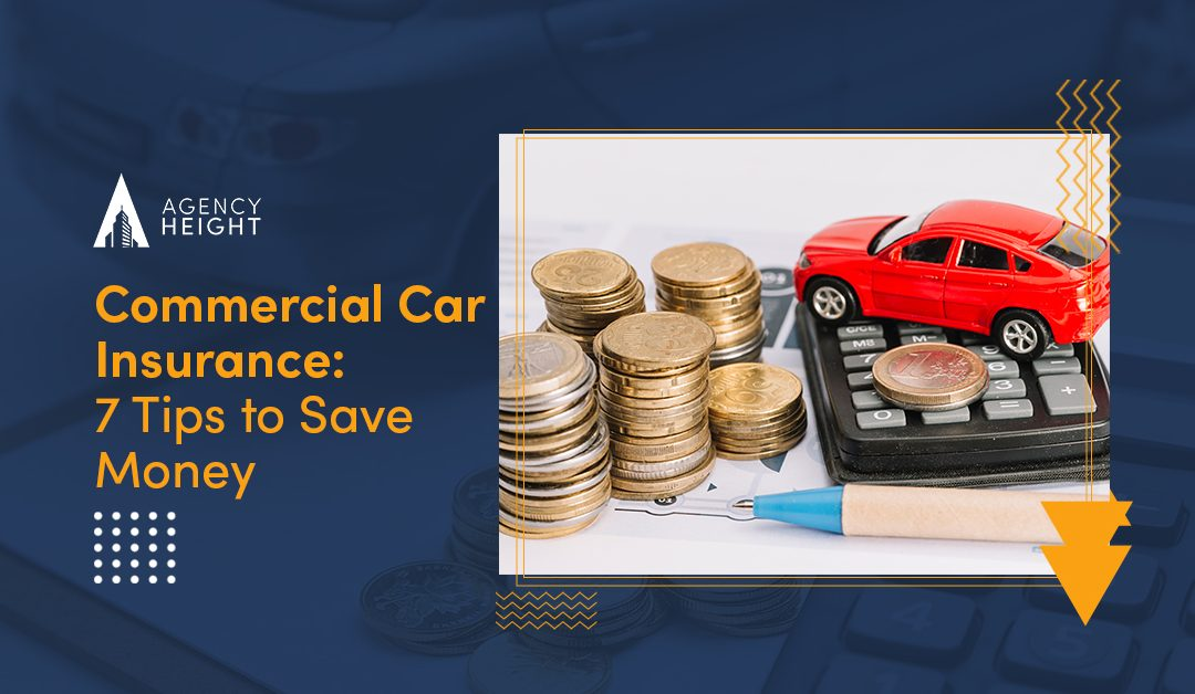 Amazing Tips to Save On Your Commercial Car Insurance