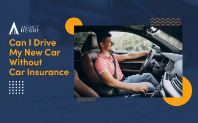 Can I Drive My New Car Without Car Insurance?