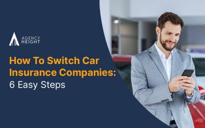 How To Switch Car Insurance Companies: 6 Easy Steps