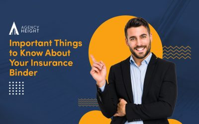 Important Things to Know About Your Insurance Binder