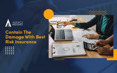 Contain The Damage With Best Risk Insurance
