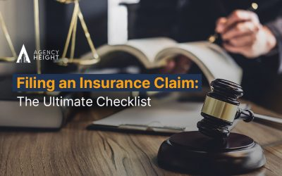 Filing an Insurance Claim: The Ultimate Checklist