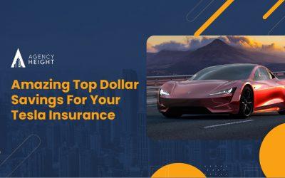 Amazing Top Dollar Savings For Your Tesla Insurance