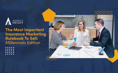 The Most Important Insurance Marketing Rulebook To Sell: Millennials Edition