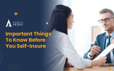 Important Things To Know Before You Self-Insure