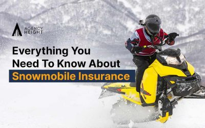 Everything You Need To Know About Snowmobile Insurance
