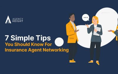 7 Simple Tips You Should Know For Insurance Agent Networking