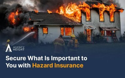 Secure What Is Important to You with Hazard Insurance