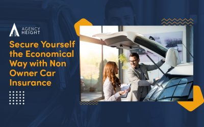 Secure Yourself the Economical Way with Non Owner Car Insurance