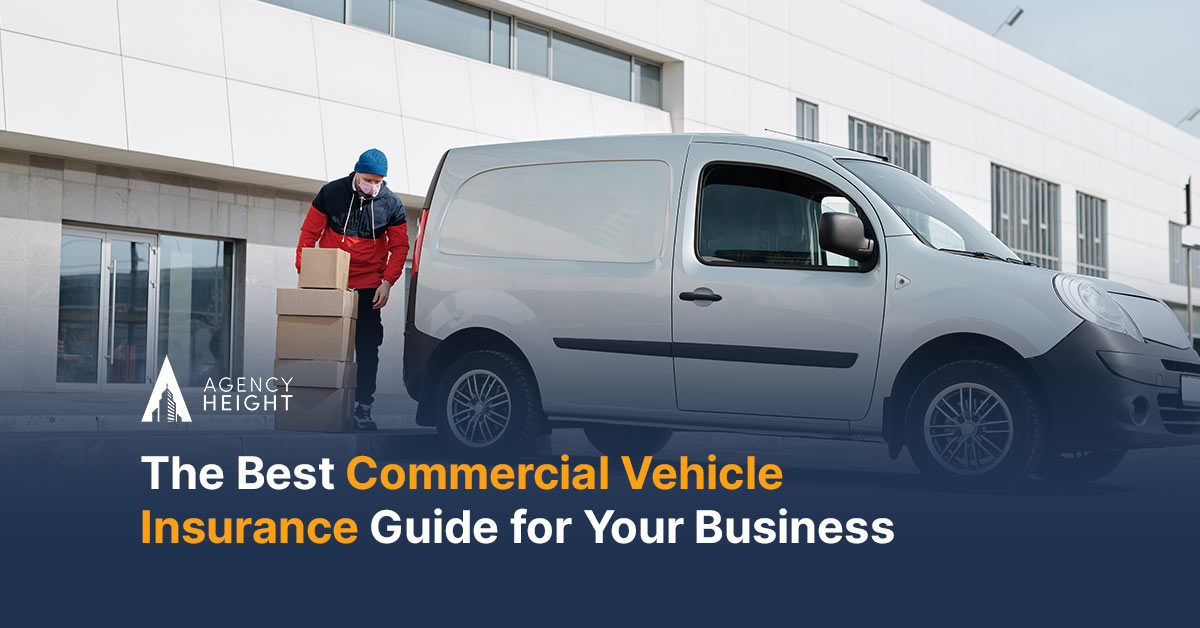 The Best Commercial Vehicle Insurance Guide for Your Business