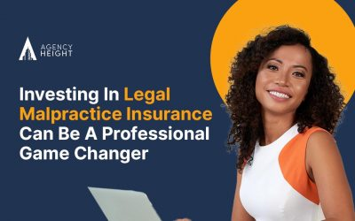 Investing In Legal Malpractice Insurance Can Be A Professional Game Changer