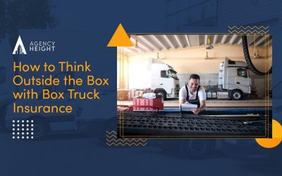 How to Think Outside the Box with Box Truck Insurance