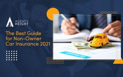 The Best Guide for Non-Owner Car Insurance 2021
