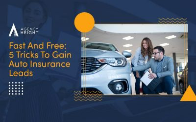 Fast And Free: 5 Tricks To Gain Auto Insurance Leads