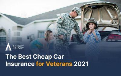 The Best Cheap Car Insurance for Veterans 2021