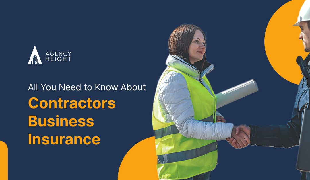 All You Need to Know About Contractors Business Insurance