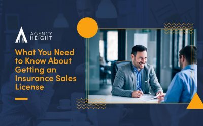 What You Need to Know About Getting an Insurance Sales License