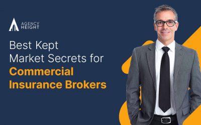 The Best Kept Market Secrets for Commercial Insurance Brokers