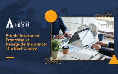 Pronto Insurance Franchise vs Renegade Insurance: The Best Choice